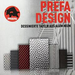 Рифленый лист алюминиевый PREFA DESIGN (Германия)