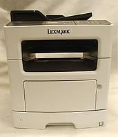 Принтер лазерный МФУ Lexmark MX310dn (пробег 82 тыс. стр.)