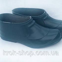 Калоші на босу ногу (сині)