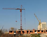 Башенный  строительный кран КБ-308А