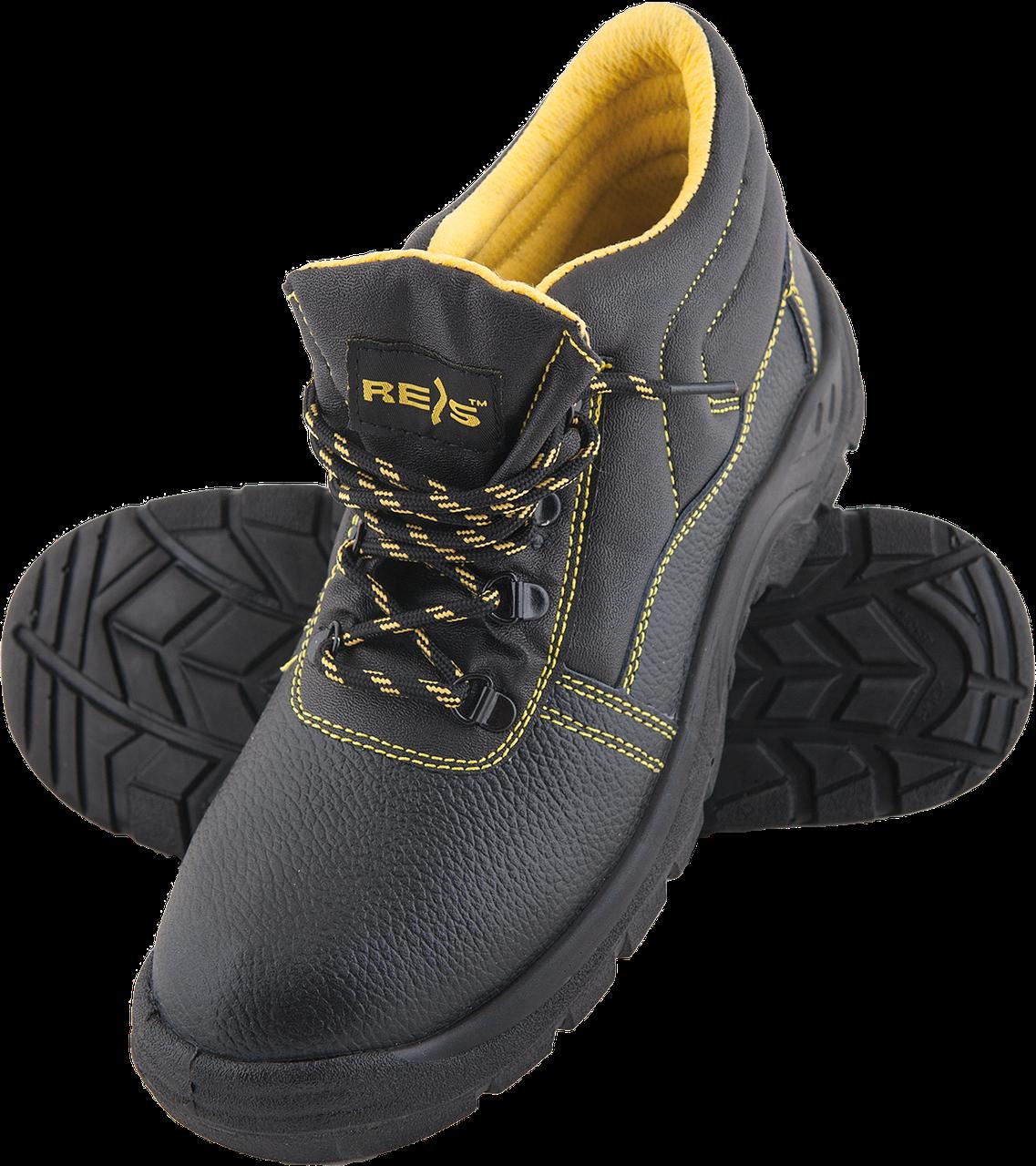 Рабочая обувь BRYES-T-S1 BY противоскользящая унисекс Reis Польша (спецобувь)