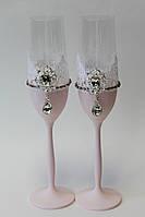 Свадебные бокалы Сияние роскоши