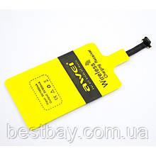 Приймач для бездротової зарядки Awei QI wireless Micro USB