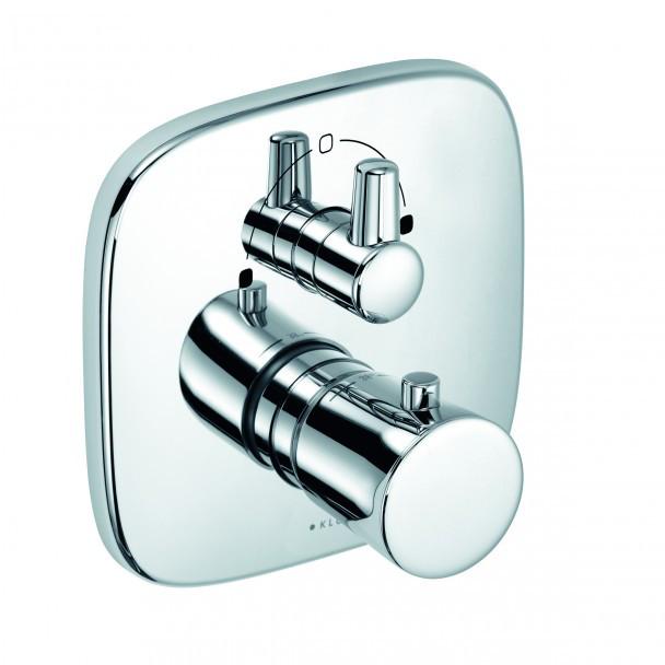 Смеситель Kludi Ambienta 538300575 для ванны и душа