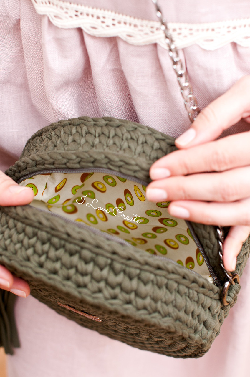 cec37e4a9a27 Вязаная сумка Bali bag из трикотажной пряжи, цена 1 400 грн., купить в  Киеве — Prom.ua (ID#738851118)