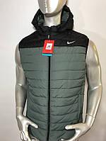 Мужская жилетка Nike безрукавка, жилетка спортивная , фото 1