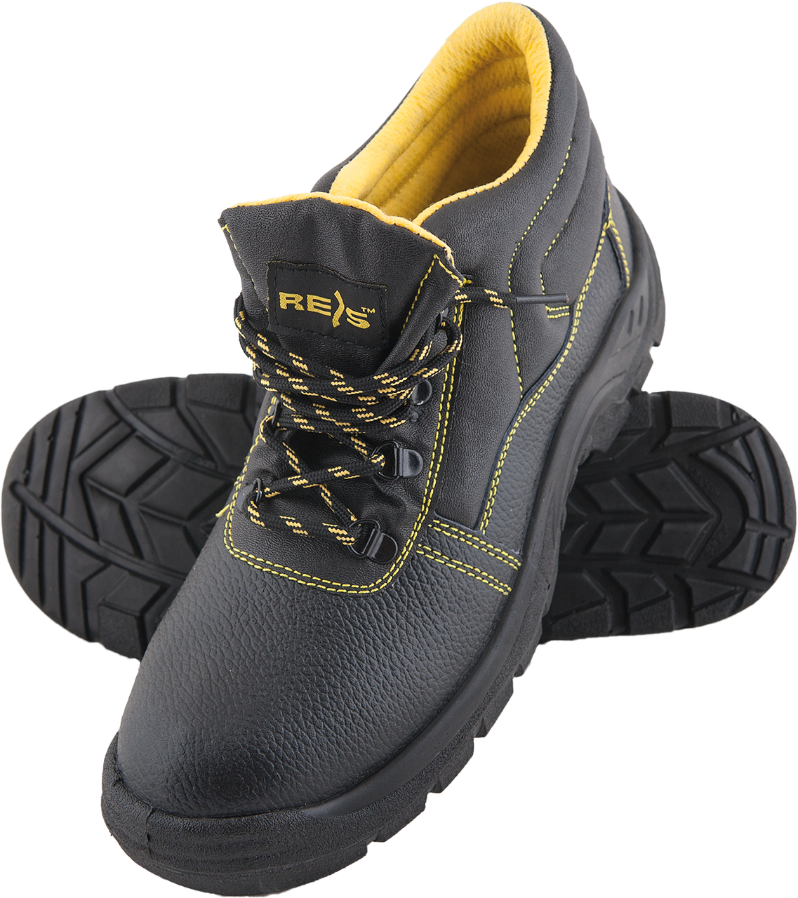 Спецобувь BRYES-T-S1P BY универсальная Reis Польша (рабочие ботинки)