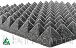 Поролон акустический пирамида 2Д/70