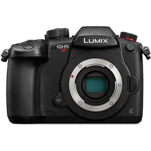Камера Panasonic Lumix DC-GH5S Body (DC-GH5S)
