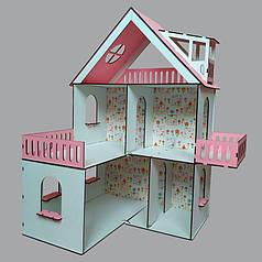 Кукольный домик Солнечная Дача+обои