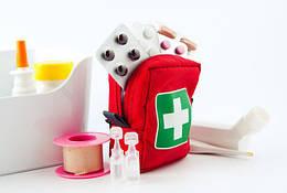 Аптечка для ребенка: собираемся в поездку