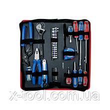 Набор инструментов в сумке, 43 предмета  KING TONY 92543MR