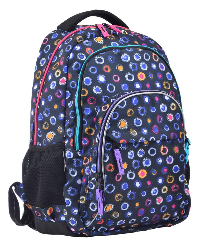 554846 Рюкзак подростковый YES Т-43 Glare 42*30*14
