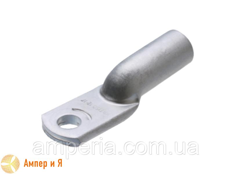 Алюминиевый кабельный наконечник для опрессовки DL-120 (ТА-120, 120-12-14-А-УХЛ3)