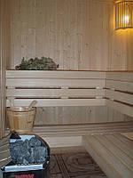 Монтаж сауны и бани под ключ