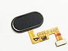 Шлейф (Flat cable) с кнопкой HOME для Meizu Pro 6 Plus (черный цвет)