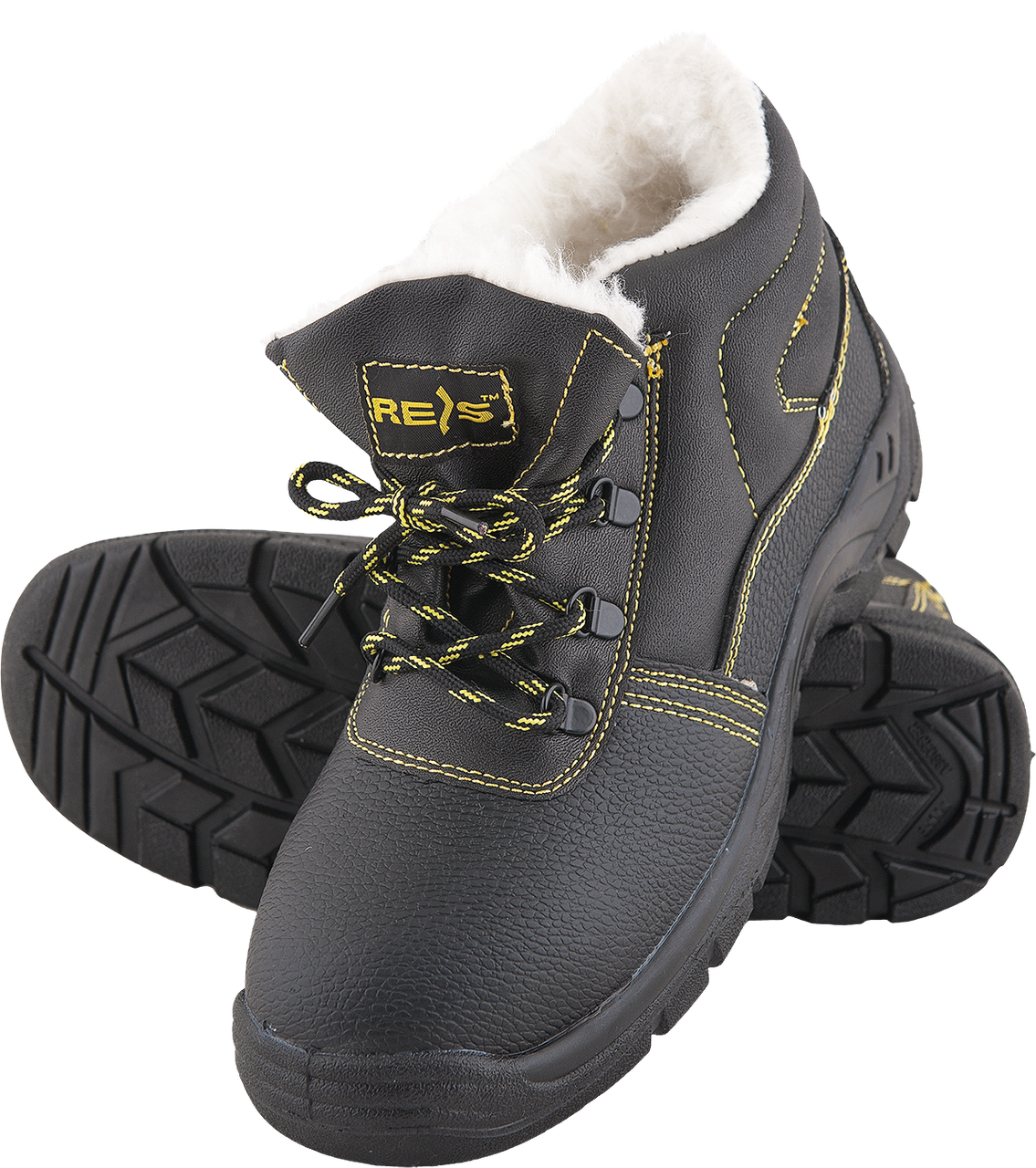 Ботинки BRYES-TO-S3 зимные с металлическим подноском