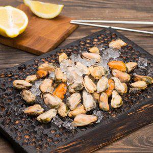 Мидии Замороженные (200/300) 1 кг