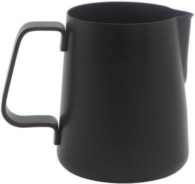 Питчер для молока (молочник, джаг) ILSA Easy 600 мл черный