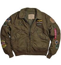 Куртки Альфа CWU Pilot Jacket