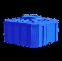 Емкость 300 л квадратная (двухслойная)