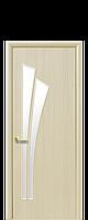 Полотно Лилия экошпон от Новый стиль (дуб жемчужный,сандал)