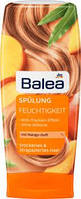 Кондиционер  Блеск и сила для ослабленных волос c экстрактом жасмина Balea Spulung Feuchtigkeit  300 мл