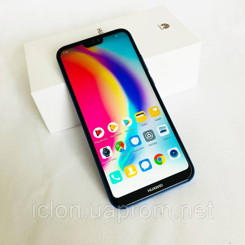 "Оригинал Huawei Nova 3e (Huawei P20 lite) 5.84"" *Kirin 659* 4Gb RAM+64/128Gb+ЧЕХОЛ+БРОНЬ СТЕКЛО"