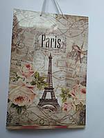 Пакет подарунковий паперовий гігант вертикальний 30х45х12