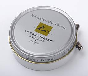Паста для обуви La CORDONNERIE Bees Wax Polishes, 50 мл, бесцветная (02) (902)