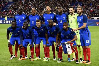 Футбольная форма сборной Франции  Чемпионат Мира 2018