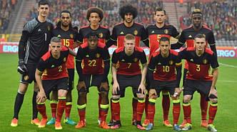 Футбольная форма сборной Бельгии Чемпионат Мира 2018