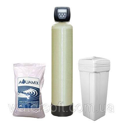 Фильтр обезжелезивания и умягчения воды FK 1054 CI Aqua Mix, фото 2