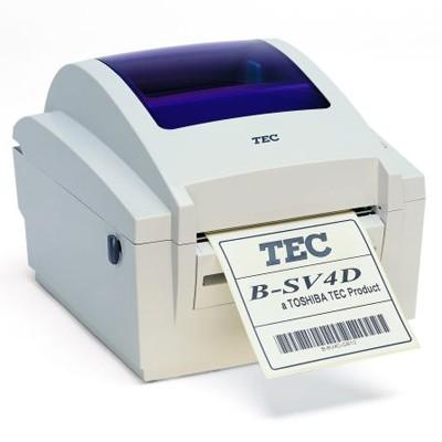 Принтер печати термоэтикетки Toshiba TEC B-SV4D