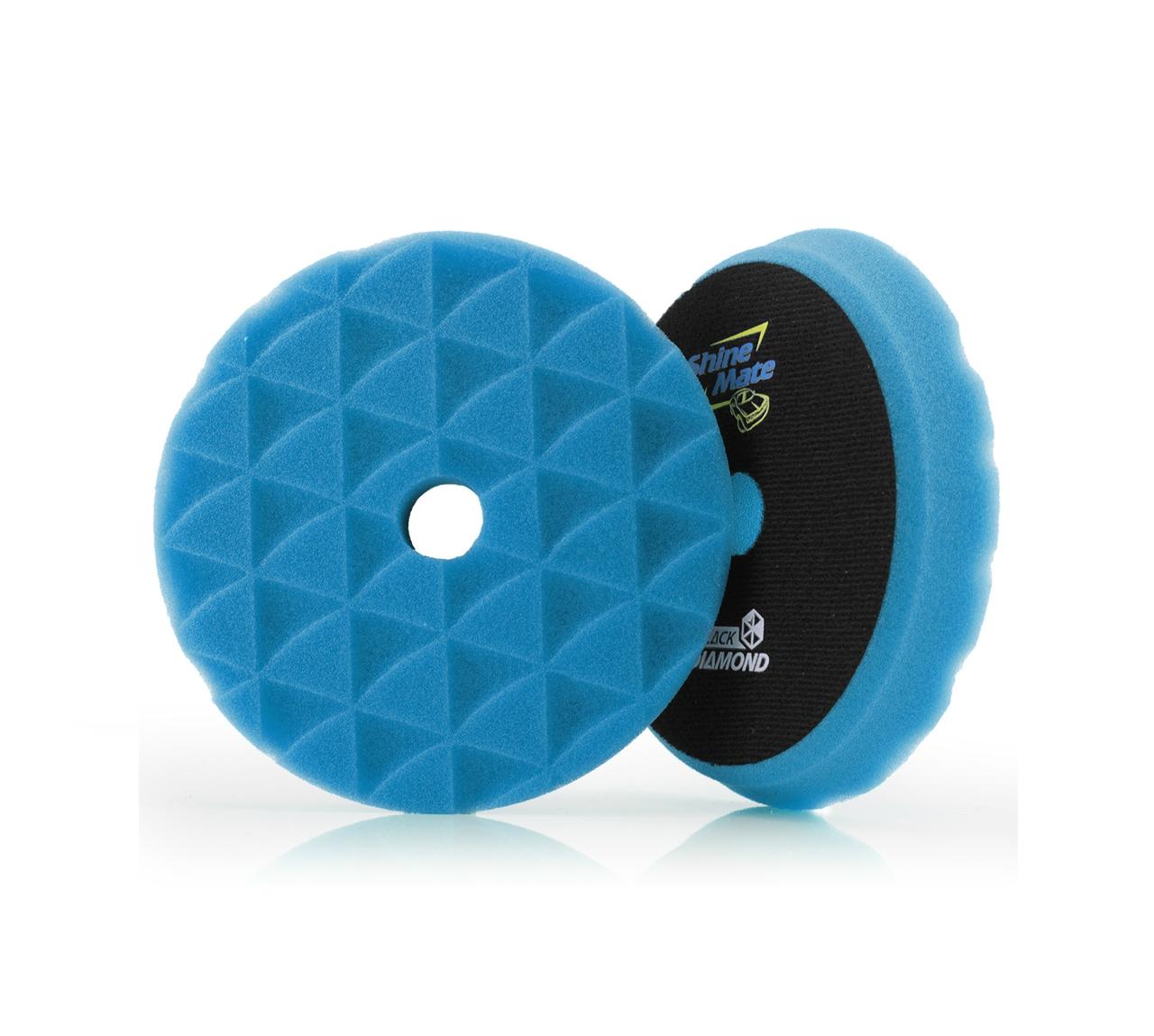Полутвердый поролоновый круг Blue medium cutting T60