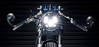 Мото фари, LED лампи-мото, фари, дуги, поворотники, стоп фари
