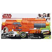Бластер Нерф Звездные войны Сержант Джин Эрсо Star Wars Hasbro