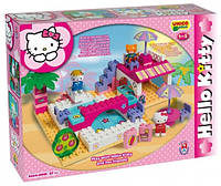 Конструктор Unico Plus Пляж Hello Kitty 87 деталей (8664-00HK)