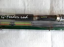 Фидерное удилище G - FEEDER RODS 3,9 m / up to 110 g