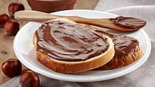 Шоколадная паста и джем