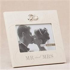 Фоторамка Mr and Mrs