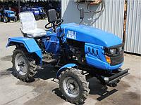 Минитрактор, Трактор ДТЗ 160.1 (16 л.с.,колеса 5,00-12/6,5-16,  регулируемая колея, с генератором)