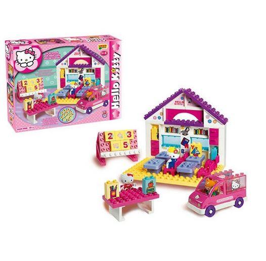 Конструктор Unico Plus Школа Hello Kitty 89 деталей (8668-00HK ... 4fbbc09b268