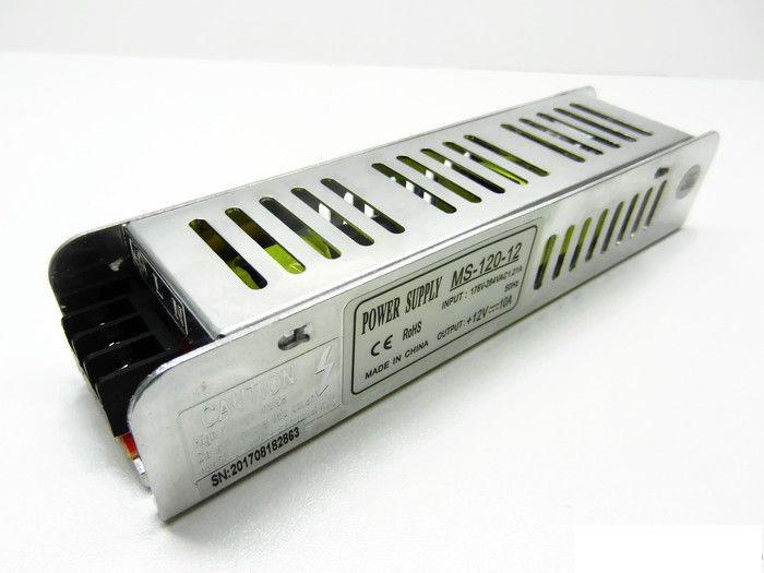 Блок питания 12В (железный корпус MS) 5А
