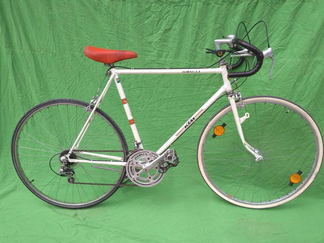 Шоссейний велосипед KTM