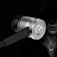 Копия Стерео Блютуз (Bluetooth 4.1) наушник Jakcom WE2 без проводов с микрофоном Быстрая Зарядка На магнитах