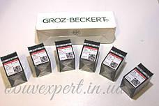 Иглы для кожи Groz-Beckert, машинные, с режущим острием LR 110/18, 1 игла, фото 2