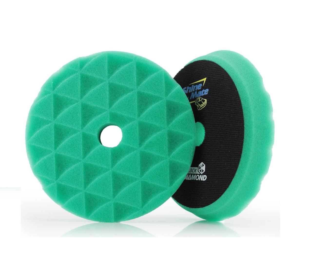 Твердый полировальный круг Green heavy cuting T120