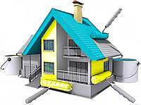 Фасадные и ремонтные работы