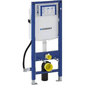 Geberit Duofix Монтажный элемент для подвесного унитаза, H112, cо встроенным бачком «Sigma» 12см,